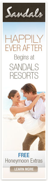 Sandals Honeymoons